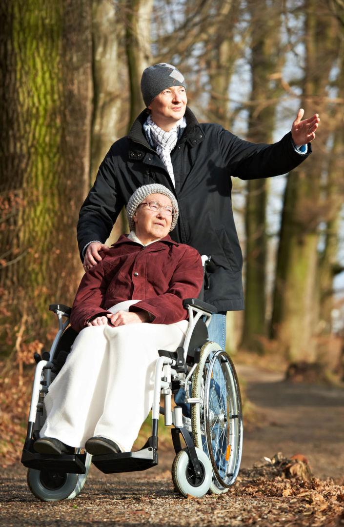 дом для инвалидов на коляске
