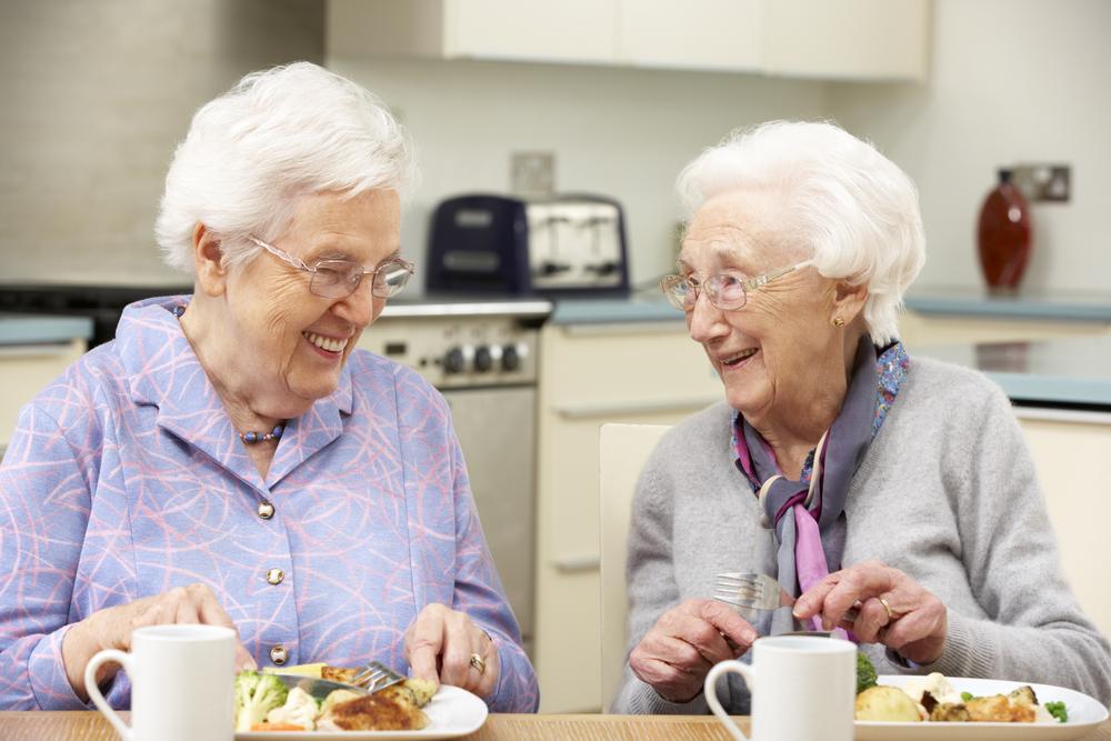 питание пожилых