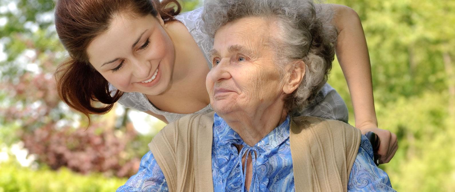 престарелый инвалид