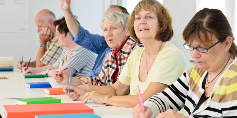 занятия для пожилых